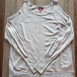 LIKE NEW - Vince Camuto Cutout Knit Sweater | S
